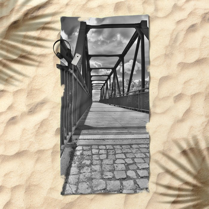 bridge Beach Towel