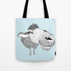 Sheepy Tote Bag
