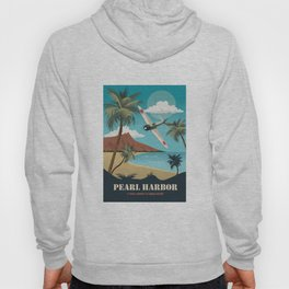 Pearl Harbor - Alternative Movie Poster Hoody