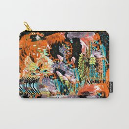 Space Sikff Party Carry-All Pouch