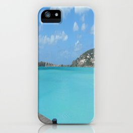 St. Maarten iPhone Case