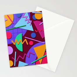 Memphis #91 Stationery Cards