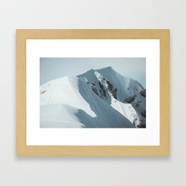 Cookies and Cream Framed Art Print