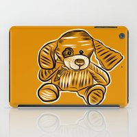 puppy iPad Cases featuring Puppy by Omar Sangiovanni