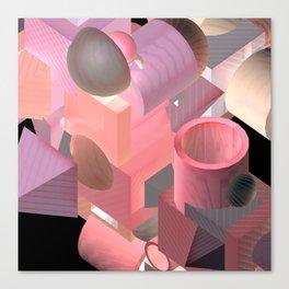 invisible.diva Canvas Print