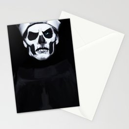 Papa Emeritus II Stationery Cards