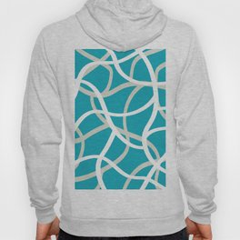 ABSTRACT LINES 001 Hoody