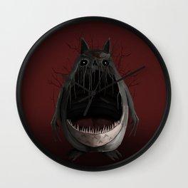 my monstrous neighbor Wall Clock