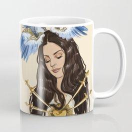 """The seven sorrows of Lana"" Coffee Mug"