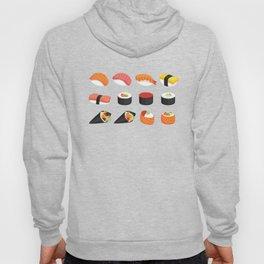 I Love Sushi Hoody