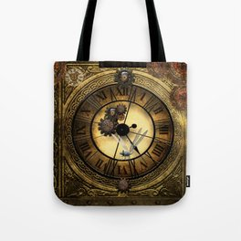 Steampunk design Tote Bag