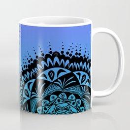 Tranquil Mandala Coffee Mug