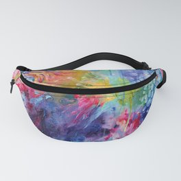 Coralized Fanny Pack