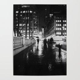 New York City Noir Poster