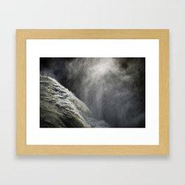 Gulfoss 1 Framed Art Print