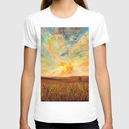 color tumoil T-shirt