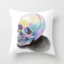 Love Until Your Face Falls Off Throw Pillow