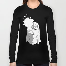 ssssmokin' Long Sleeve T-shirt
