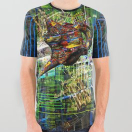 OPERATION AMAZED PALACE initial attack All Over Graphic Tee