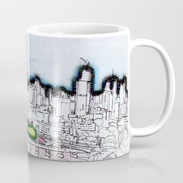 BRISBANE POSTCARD SERIES 005 Coffee Mug