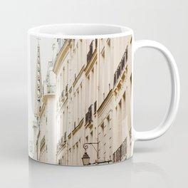 On Paris Time Coffee Mug