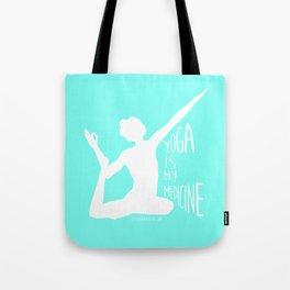 Lovin' Yoga II Tote Bag