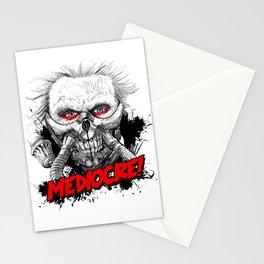 Mediocre! Stationery Cards