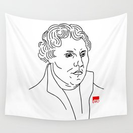 Luther Wall Tapestry