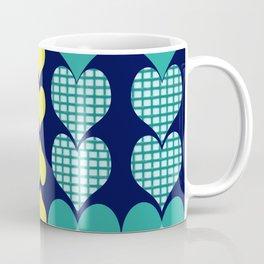 big and small hearts Coffee Mug