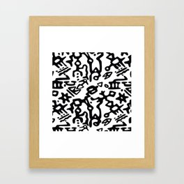 Agaguk Framed Art Print