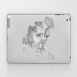 Face Map Laptop & iPad Skin