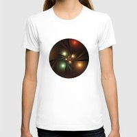 the lights T-shirts featuring Lights by Klara Acel
