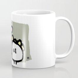 Two ghosts Coffee Mug