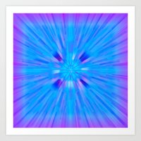 cracked Art Prints featuring Cracked! by Shawn King