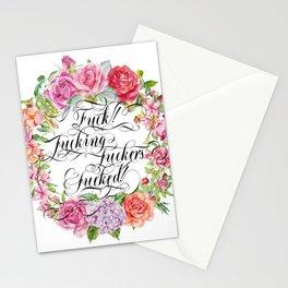 Fucking versatile Stationery Cards