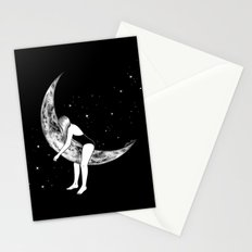 Moon Lover Stationery Cards
