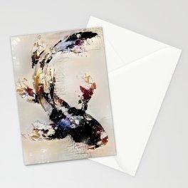 Nishikigoi Stationery Cards