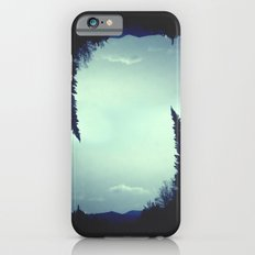 Leaning Spruce Slim Case iPhone 6s