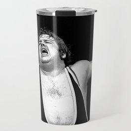 Wrestler Travel Mug