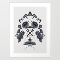 The Panoply Plate 04 Art Print