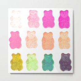 Compulsive Candy  Metal Print