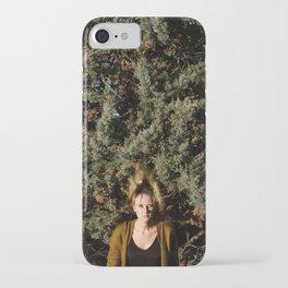Autumn Portrait iPhone Case