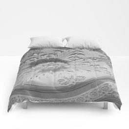 Art Above Comforters