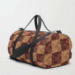 Shoe Lines Duffle Bag