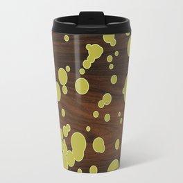 green fizzy Travel Mug