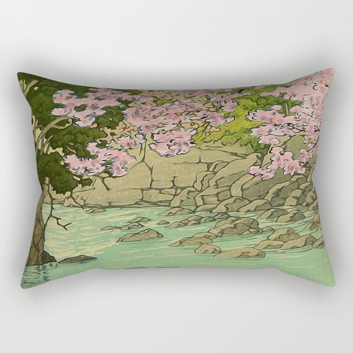 Shaha - A Place Called Home Rectangular Pillow