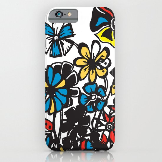 Bouquet - Skal iPhone & iPod Case
