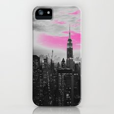 PINK New York Slim Case iPhone (5, 5s)
