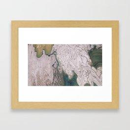 Centric Framed Art Print