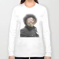 cincinnati Long Sleeve T-shirts featuring Cincinnati Man by mtstalf